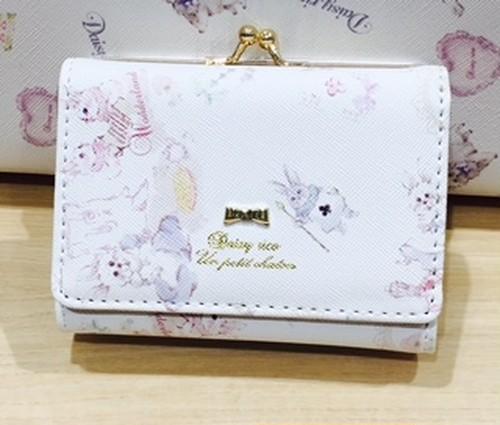 うさぎアリス 折財布