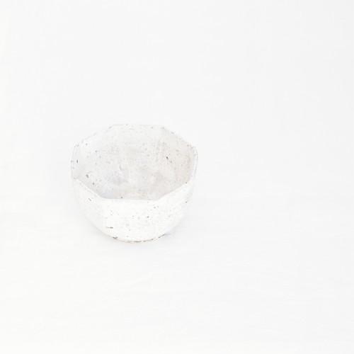 【再入荷】白樺ホワイト八角小鉢