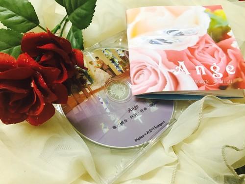 【CD Ange】歌・MILAI 曲・MIKARIN