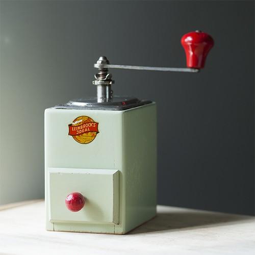 '64 Leinbrock Ideal ビンテージ コーヒーミル (germany)