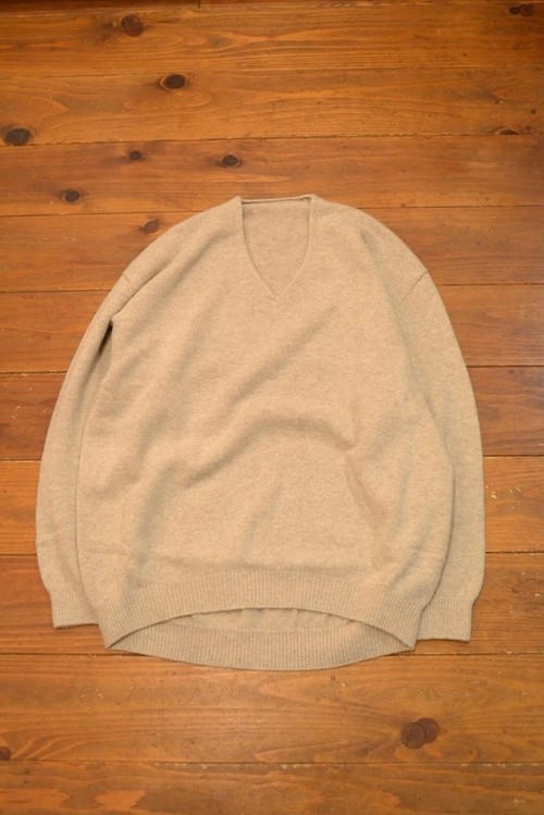 crepuscule / whole garment v/n pullover