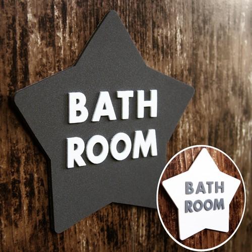 EVAルームステッカ― BATH ROOM