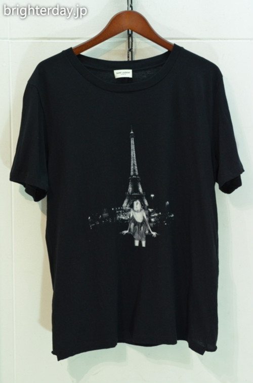 SAINT LAURENT PARIS Tシャツ