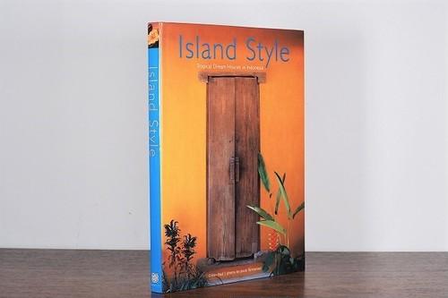 【VI177】Island Style-Tropical Dream Houses in Indonesia  /visual book