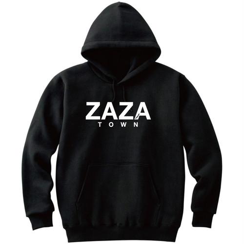 ZAZA TOWN パーカー ブラック