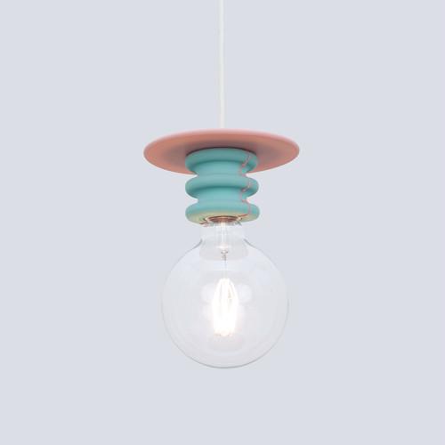 パステルカラーペンダントランプ|Frutti Lamp