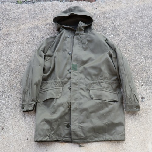 DEAD STOCK FRENCH ARMY M-64 FIELD PARKA フランス軍 M-64フィールドパーカー