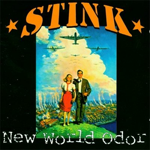 stink / new world odor cd USED
