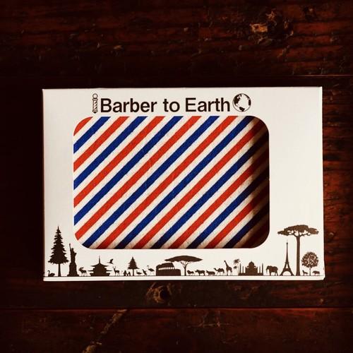 BARBER to Earth シェービングテックス4枚入