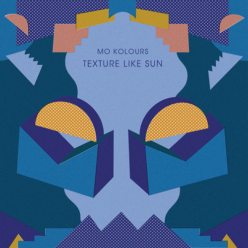【残りわずか/CD】Mo Kolours - Texture Like Sun