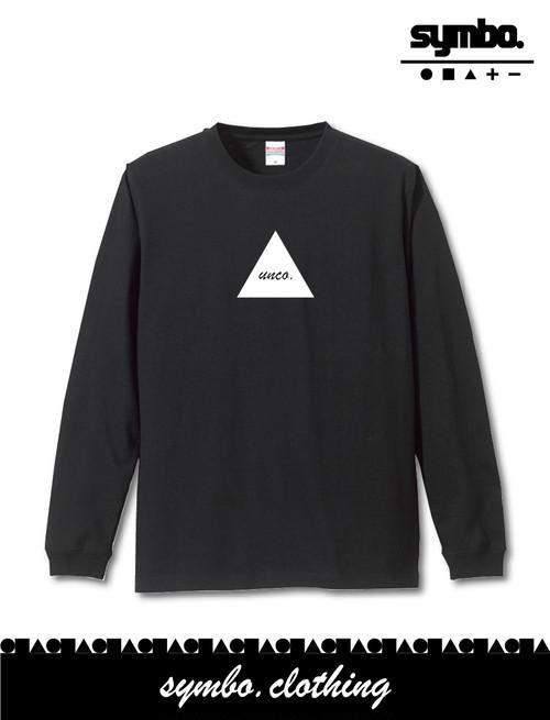 symbo. / unco.Long Sleeve T-shirt [Black]
