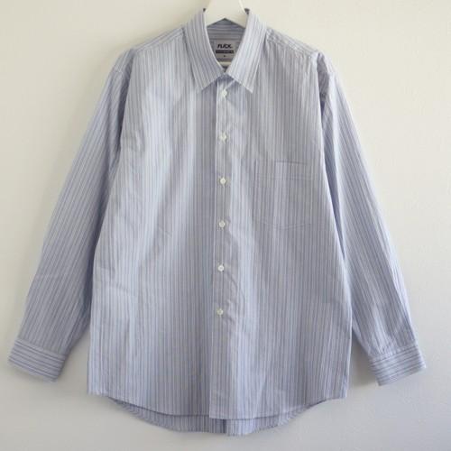 FLiCK Shirt(0001-FK-BL01)BLUE/BLACK