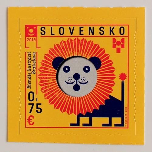 ブラチスラバ世界絵本原画展 / スロバキア 2019