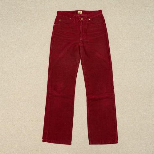 OLD Lee CORDUROY PANTS DEAD STOCK