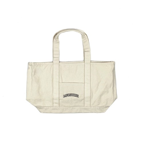 MFC STORE DADDY'S BIG TOTE BAG / WHITE