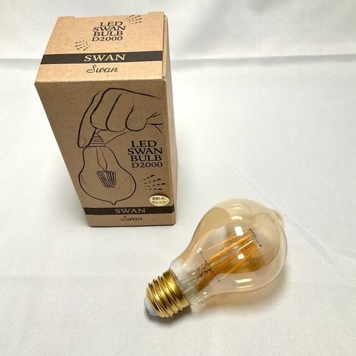 E26 30W相当  D2000 (A051L)(LED電球)