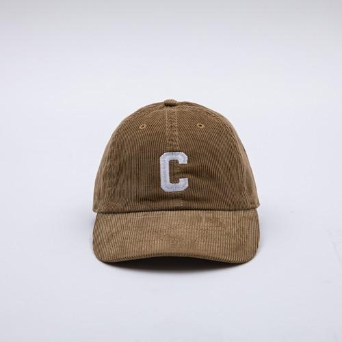 Corduroy Cap 2 BEIGE
