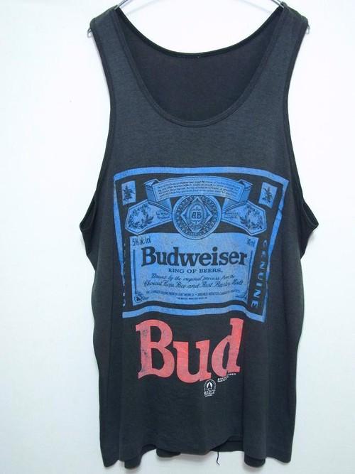 1990's Budweiser タンクトップ ブラック 実寸(L位) バドワイザー