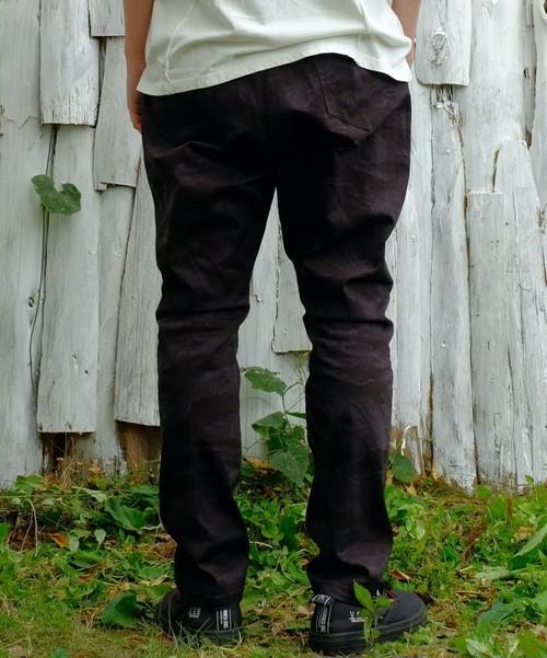 "VIRGOwearworks / ヴァルゴウエアワークス | "" NINJAS CAMO "" Pants - Tiger Black"