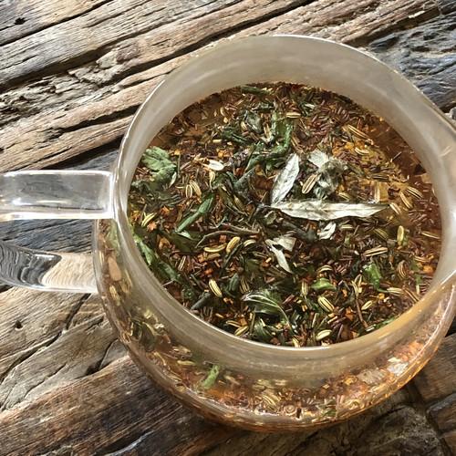 [腸活] 有機薬草茶 (茶葉量り売り40gまでの注文専用:10g単位)