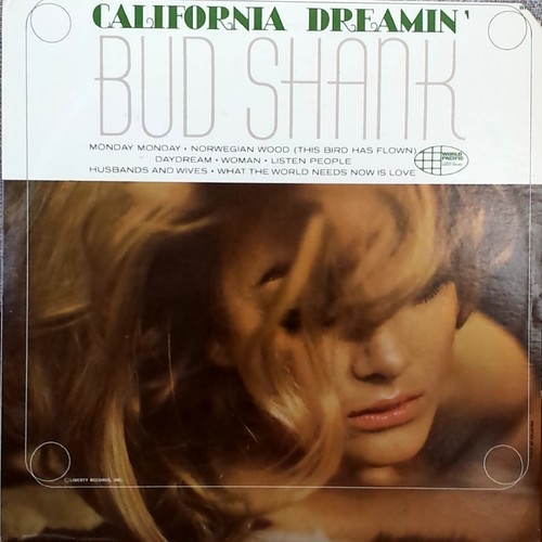 Bud Shank - California Dreamin'