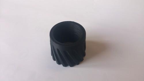 CYMA870用マガジンチューブキャップ 螺旋
