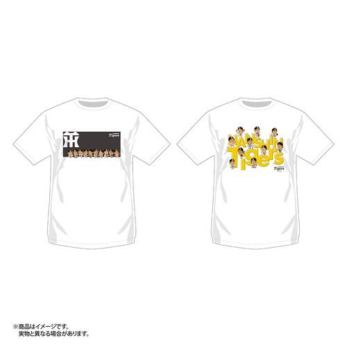 阪神タイガース×マッカノーズTシャツ