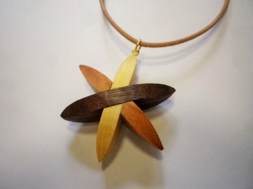 りりーペンダント lily kumiko pendant