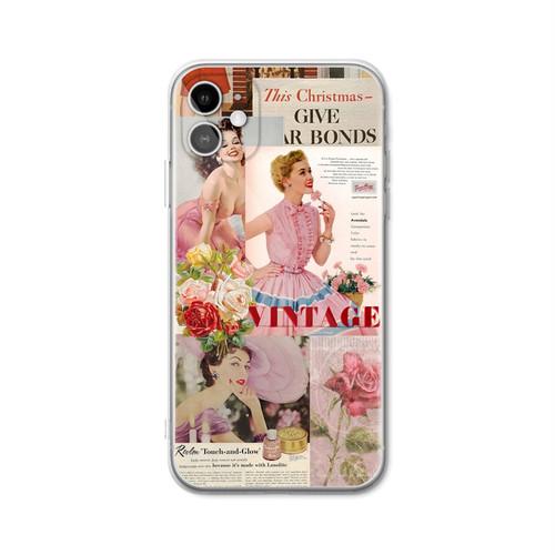 Vintageマガジン iPhoneケース  20
