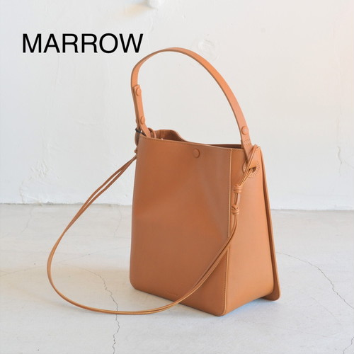 MARROW/マロウ・ROUNDED SHOULDER