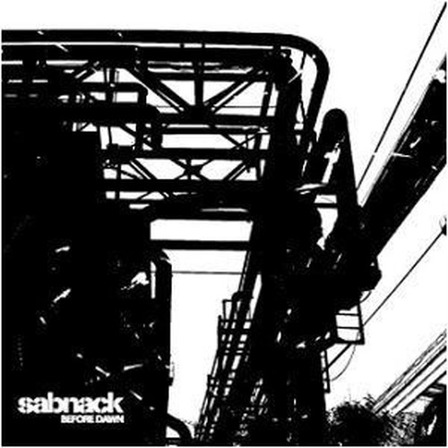 SABNACK / BEFORE DOWN [NRC-002]