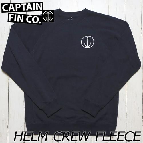 CAPTAIN FIN キャプテンフィン HELM CREW FLEECE トレーナー CFM4031600