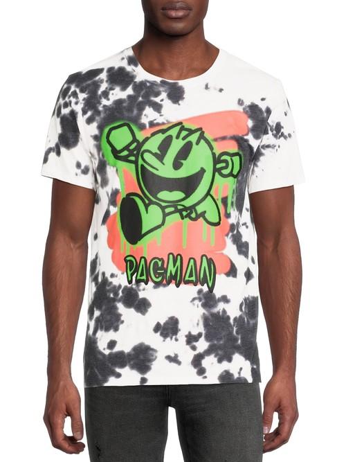 Tシャツ PAC-MAN パックマン タイダイ