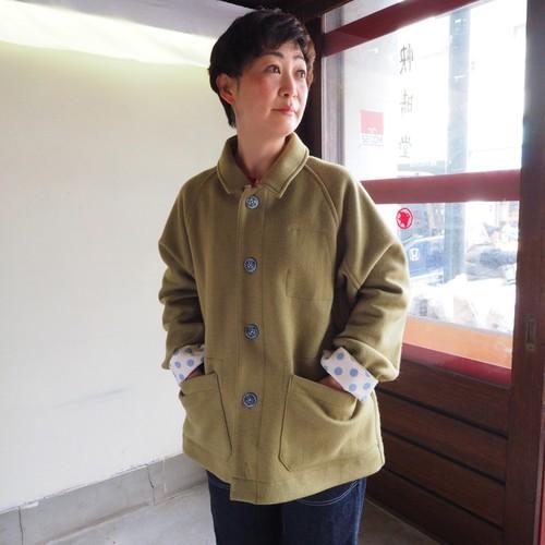カットメルトン カバージャケット 03JK60B サイズ5