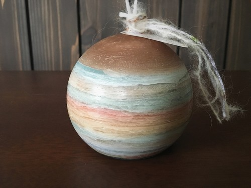 Sphere Candle(商品No.S-0002)