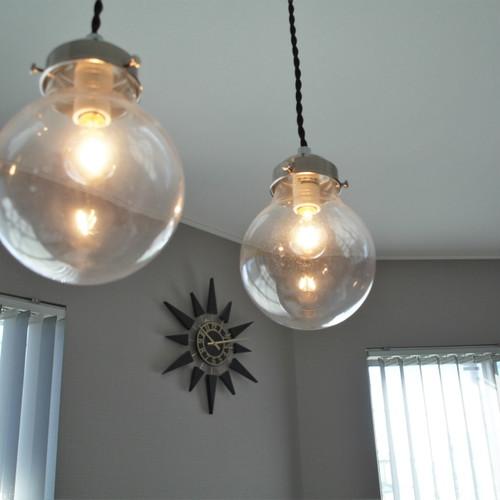 ペンダントライト ランプ 照明 Tiia(ティーア) ガラス モダン 北欧 LED対応