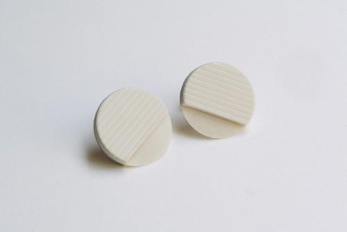 ○SEER PIERCE / EARRING【STONE】