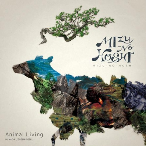 Animal Living / MIZU-NO-HOSHI [CD]