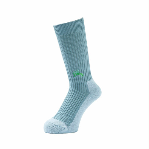 WHIMSY - EMJAY SOCKS (Slate Blue)