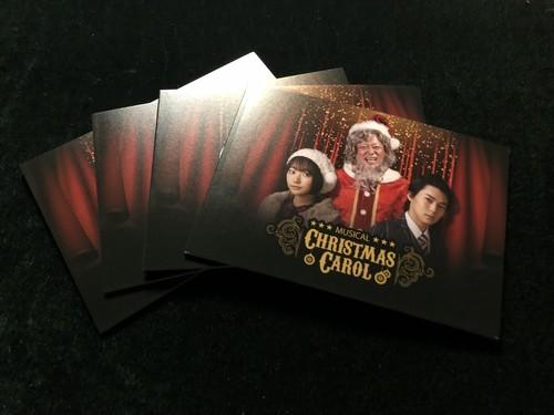 ミュージカル「クリスマスキャロル2019」オリジナルフォトブック
