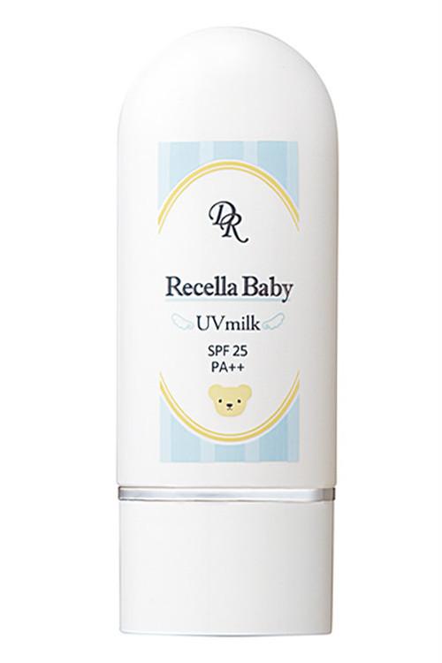 リセラベビー UVミルク (顔・からだ用) 30ml