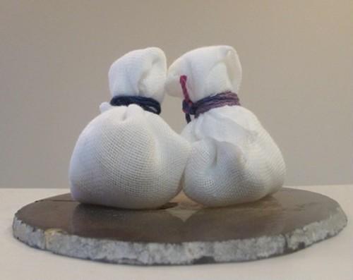 浄化☆セージ・ボール ~天然石の薬湯~◆ホワイトセージ ハーブ ボール