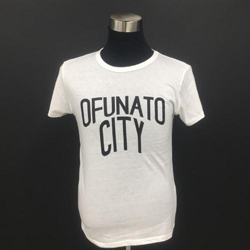VAMPIRE OFUNATO CITY T-shirt【WHITE】