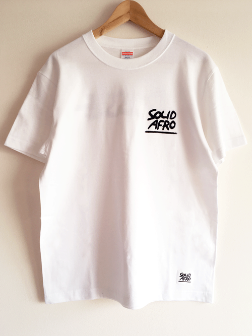 SOLID AFRO / POSSE Tee