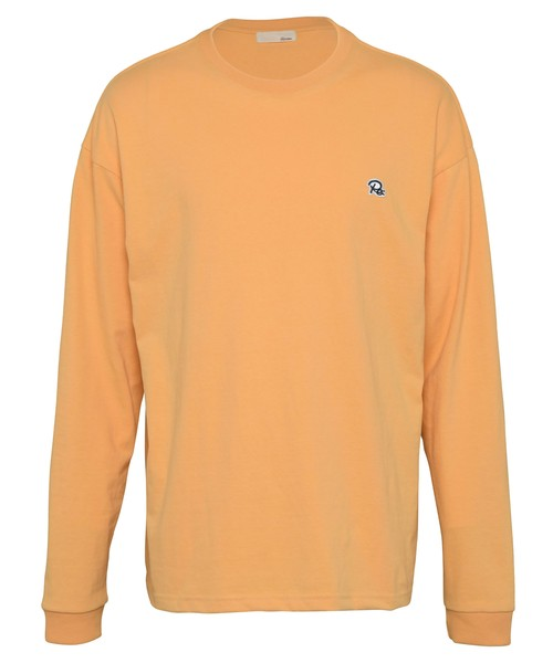 Re: ONE POINT COLOR BIG LONG SLEEVE[REC458]