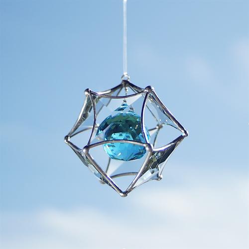 Snow Ball - TQR ( 3D サンキャッチャー )