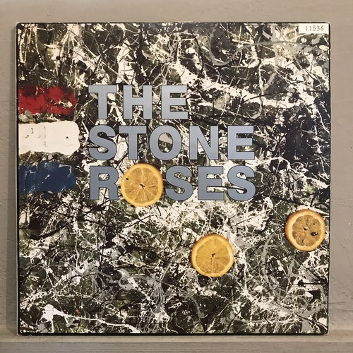 ●THE STONE ROSES / same