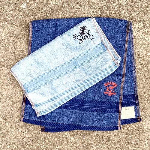 Denim Sports Towel