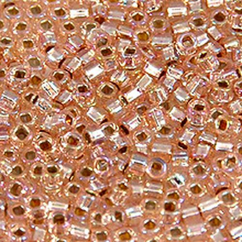 日本製シードビーズ、サイズ11/0、Pink