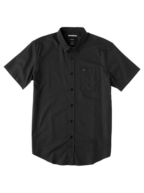 RVCA(ルーカ) THAT'LL DO OXFORD S/S 半袖ファッションシャツ AF041-120